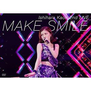 DVD 石原夏織 2nd LIVE「MAKE SMILE」