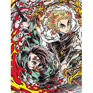 【特典】BD 劇場版「鬼滅の刃」無限列車編 完全生産限定版 (Blu-ray Disc)(応援店特典付)