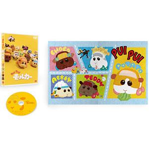 【特典】DVD PUI PUI モルカー AR缶バッジセット付DVD (店舗限定販売)