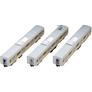 HO-9063 JR E231-500系電車(中央・総武線各駅停車)増結セットT(3両)