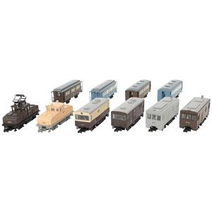 ノスタルジック鉄道コレクション 第1弾 10個入りBOX