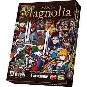 カードゲーム マグノリア