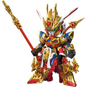 SDW HEROES 悟空インパルスガンダム プラモデル
