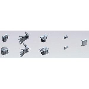 ビルダーズパーツHD 1/144 MSハンド03 (連邦系・Sサイズ) プラモデル