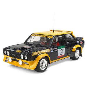 1/20 フィアット 131 アバルト ラリー OLIO FIAT プラモデル