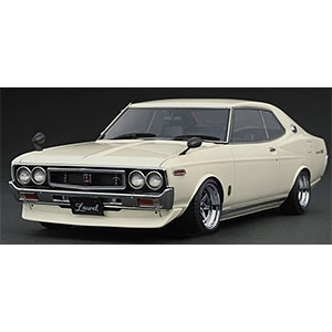 1/18 Nissan Laurel 2000SGX (C130) White