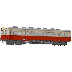 小湊鐵道キハ200形[前期型](ボディ着色済みキット) 1/80 プラモデル