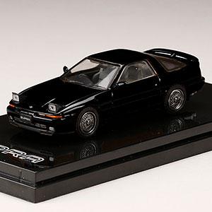 1/64 トヨタスープラ (A70) 2.5GT TWIN TURBO カスタムバージョン ブラック