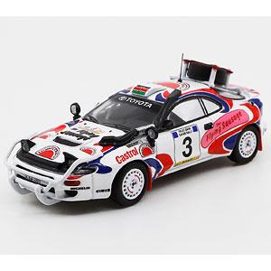 1/64 トヨタ セリカ GT-FOUR ST185 サファリラリー 1994 優勝車 #3 Ian Duncan/ David Williamson