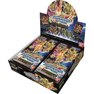 SDガンダムワールド ヒーローズ バトルミッションカード 20パック入りBOX