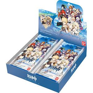 原神 メタルカードコレクション 20パック入りBOX