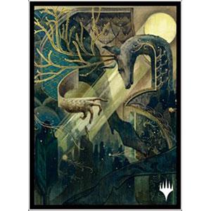 マジック:ザ・ギャザリング プレイヤーズカードスリーブ MTGS-162 日本画ミスティカルアーカイブ≪自然の秩序≫ パック