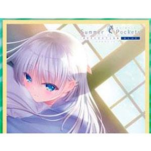 きゃらスリーブコレクション マットシリーズ Summer Pockets REFLECTION BLUE 「鳴瀬しろは」(No.MT1095) パック