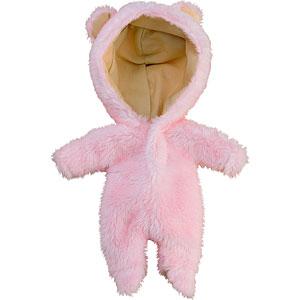 ねんどろいどどーる きぐるみパジャマ くま(ピンク)