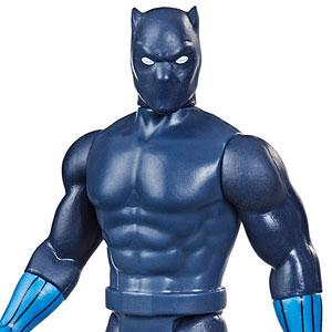 『マーベル・コミック』「マーベル・レジェンド RETRO」3.75インチ・アクションフィギュア #08 ブラックパンサー