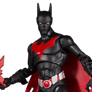 DCコミックス DCマルチバース 7インチ・アクションフィギュア #056 バットマン・ザ・フューチャー[コミック]
