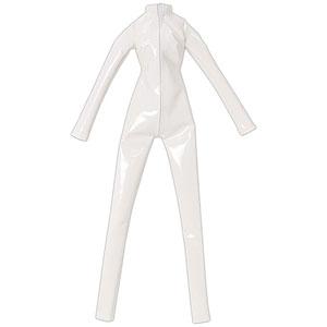 1/3スケール用 AZO2キャットスーツ エナメルホワイト (ドール用)