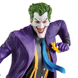 『DC』 アイアン・スタジオ スタチュー 「デラックス・アートスケール」1/10スケール ジョーカー