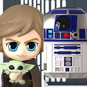コスベイビー『マンダロリアン』[サイズS]ルーク・スカイウォーカー(ザ・チャイルド付き)&R2-D2〈2体セット〉