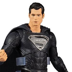 アクションフィギュア スーパーマン(ブラック・スーツ) ジャスティス・リーグ:ザック・スナイダーカット