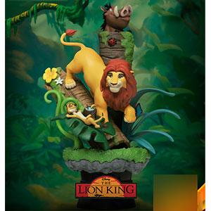 Dステージ #076『ライオン・キング』シンバ&ティモン&プンバァ