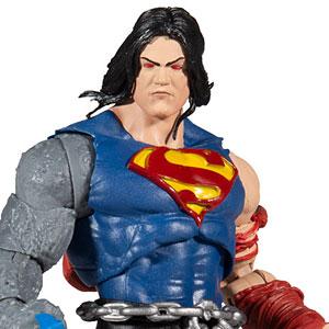 DCコミックス DCマルチバース 7インチ・アクションフィギュア #069 スーパーマン Dark Nights:Death Metal