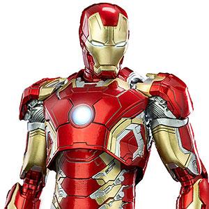 Infinity Saga 1/12 DLX Iron Man Mark 43 (インフィニティ・サーガ DLX アイアンマン・マーク43) フィギュア