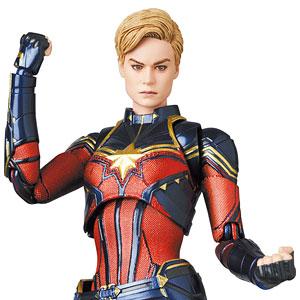 マフェックス No.163 MAFEX CAPTAIN MARVEL(Endgame Ver.) 『Avengers: Endgame』