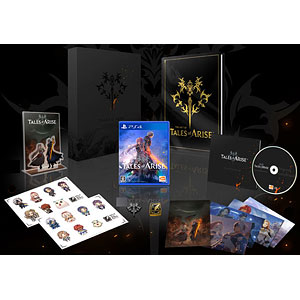 【特典】PS4 Tales of ARISE Premium edition