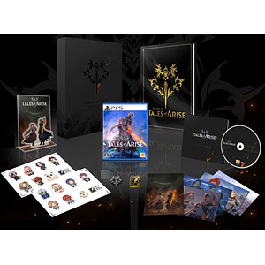【特典】PS5 Tales of ARISE Premium edition