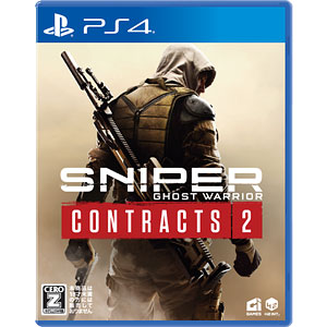 【特典】PS4 Sniper Ghost Warrior Contracts 2
