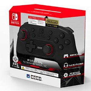 ホリパッドFPS for Nintendo Switch / PC