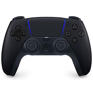 PS5用 DualSense ワイヤレスコントローラー ミッドナイト ブラック