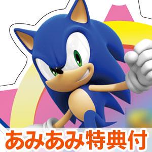 【あみあみ限定特典】Nintendo Switch ソニックカラーズ アルティメット