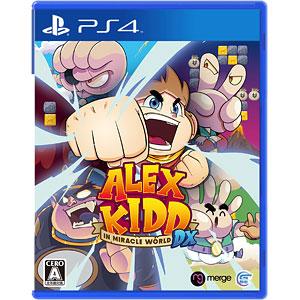 【特典】PS4 Alex Kidd in Miracle World DX