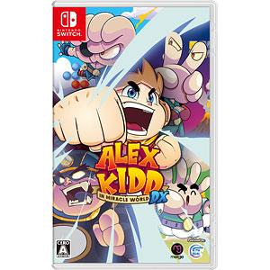 【特典】Nintendo Switch Alex Kidd in Miracle World DX