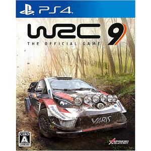 PS4 WRC9 FIA ワールドラリーチャンピオンシップ