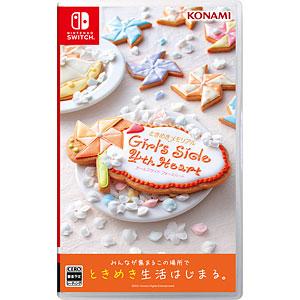 Nintendo Switch ときめきメモリアル Girl's Side 4th Heart