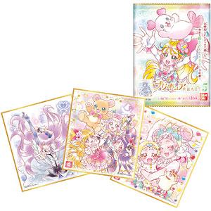 プリキュア 色紙ART5 10個入りBOX (食玩)