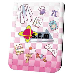 レザーフセンブック「アイドルマスター SideM」08/S.E.M(グラフアート)
