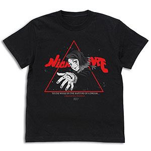 鬼滅の刃 魘夢 Tシャツ/BLACK-XL
