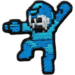 ロックマン 2way刺繍ワッペン〈ロックマン〉