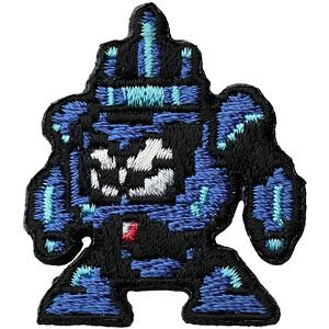 ロックマン 2way刺繍ワッペン〈ニードルマン〉