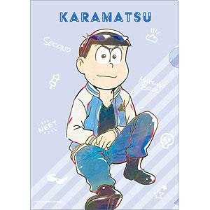 おそ松さん カラ松 Ani-Art 第3弾 クリアファイル