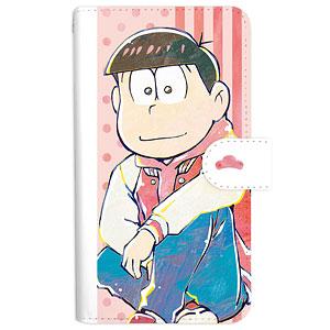 おそ松さん おそ松 Ani-Art 第3弾 手帳型スマホケース L