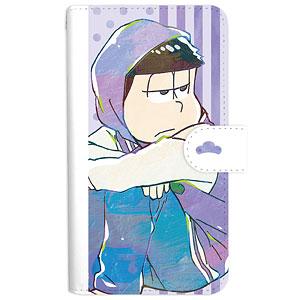 おそ松さん 一松 Ani-Art 第3弾 手帳型スマホケース M