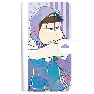 おそ松さん 一松 Ani-Art 第3弾 手帳型スマホケース L