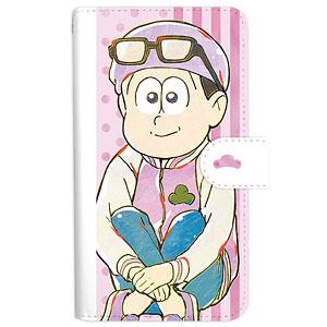 おそ松さん トド松 Ani-Art 第3弾 手帳型スマホケース L