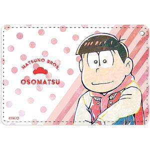 おそ松さん おそ松 Ani-Art 第3弾 1ポケットパスケース