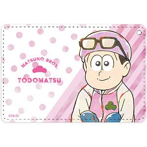 おそ松さん トド松 Ani-Art 第3弾 1ポケットパスケース